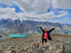 Авторский тур по Алтаю для начинающих! 11 дней незабываемого при