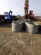 Drilling and digging of wells at the KAMAZ base in Vladivostok