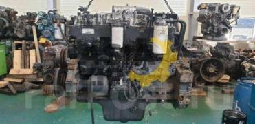 Двигатель оригинал SA6D125E-2 Komatsu контрактный без ремонта, Хабаровск