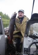 Exclusive hunting and fishing in Turukhansky district