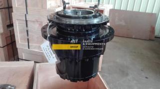 Final drive speed for excavator HITACHI ZX200-3, ZX200-5