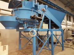 Мобильный Мини - бетонный завод (6-9 м3 / час) Швеция
