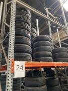 Оптовая продажа подержанных шин из Польши