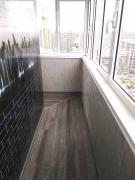 Отделка, утепление балкона. Красноярск