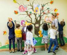 Private kindergarten classical education, Moscow