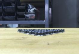 Ремонтные шипы для дошиповки шин 7мм круглый
