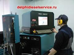 Repair of diesel injectors