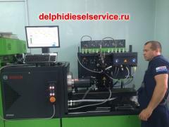 Scania HPI - Ремонт насос форсунок