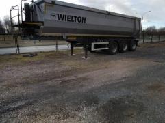 Tipper semi-trailer wielton of Wielton NW-3 2018